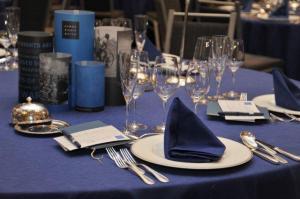HRWディナー テーブル写真